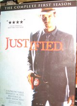 DVDs-Justified Seasons 1-6 in Hampton, Virginia