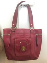 Coach Leather Tote Bag in Okinawa, Japan