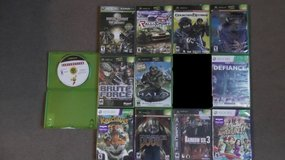Xbox 360 & Xbox 12 Games in Fort Campbell, Kentucky