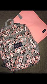 Jansport Backpack with accessory in Naperville, Illinois