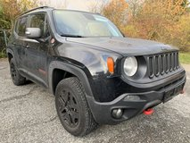 2018 Jeep Renegade Trailhawk in Spangdahlem, Germany
