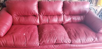 Sofa leather used in Naperville, Illinois