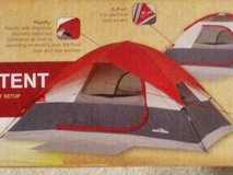 4 Person Tent in Houston, Texas