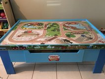 Thomas the train table in Beaufort, South Carolina