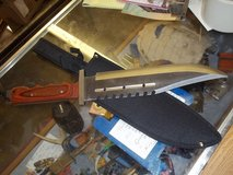 Frost Cutlery Knife and Sheath in Fort Riley, Kansas