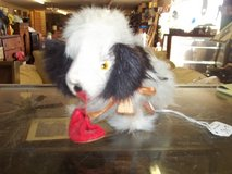 Circa 1940's Wind up Dog in Fort Riley, Kansas