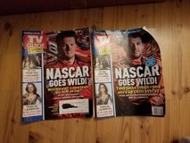 TV Guide June 25-July 8 2007 Nascar edition in Bolingbrook, Illinois