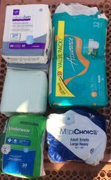 Adult Diapers in Yucca Valley, California