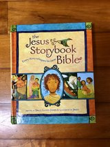 Jesus Storybook Bible in Okinawa, Japan