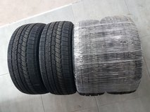 4 x new all season tires (M+S) 205 55 R16 in Ramstein, Germany