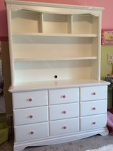 Dresser with hutch - Excellent condition in Joliet, Illinois