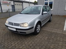 2002 VW GOLF 4 * Low Mils * 2 Years new inspection in Spangdahlem, Germany