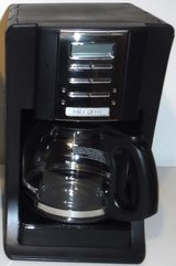 Mr Coffee Programmable 12 cup Coffee Maker in Orland Park, Illinois