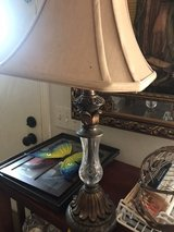antique lamp in Kingwood, Texas