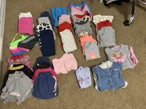 Girl toddler clothing lot in Camp Pendleton, California
