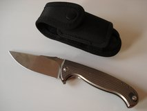 Matt Diskin Volcan Titanium Folding Knife in Ramstein, Germany