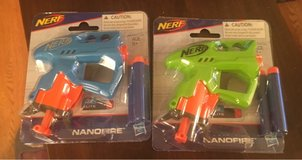 Nerf Nanofire in Yorkville, Illinois