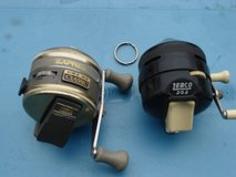 TWO FISHING REELS in Oswego, Illinois