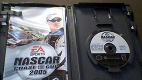 Nintendo Gamecube Nascar Chase For The Cup 2005 in Camp Lejeune, North Carolina