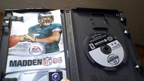 Nintendo Gamecube Madden NFL 06 in Camp Lejeune, North Carolina