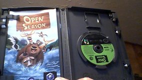 Nintendo Gamecube Open Season in Camp Lejeune, North Carolina