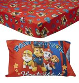 paw patrol fitted sheet & pillow case in Tacoma, Washington