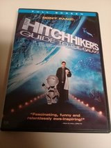 The Hitchhiker's Guide to the Galaxy - Full Screen, DVD in Cherry Point, North Carolina