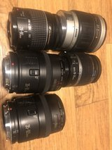 lens lot (have issues) in Okinawa, Japan