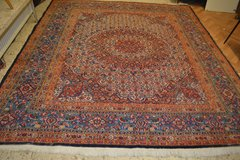 High quality very fine Hand knotted Persian Rug 100% pure wool fine knots 250 x 223 cm ( 98 inch... in Wiesbaden, GE