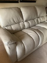 "Lazboy ""Brand New"" Greyson Leather Reclining Sofa & Leather Power Recliner in Orland Park, Illinois"