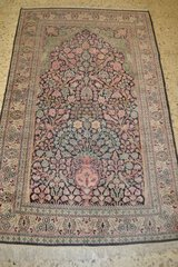 High quality  Hand knotted Persian Rug very  fine knots 170 x 108 cm in Wiesbaden, GE