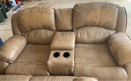 Recliner couches in Joliet, Illinois