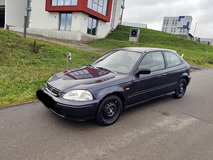 Honda Civic Automatic VTEC Low Miles Brand NEW Allseason Pass already the inspection in Ramstein, Germany