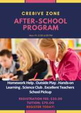 After School Program in Moody AFB, Georgia