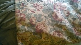 CUSTOM MADE BED COVER SET in Orland Park, Illinois