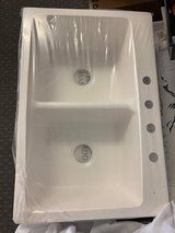 Double Bowl Kitchen Sink in Fort Riley, Kansas