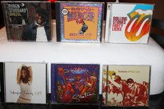 Over 195 Music CD's from 1970's 1980's & 1990's $5 each in Spring, Texas