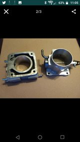 BBK 70 mm throttle body and spacer in Algonquin, Illinois