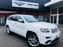 !!STUNNING!! Summit 2014 Jeep G.Cherokee 4WD *ACT FAST* !!ONLY $349 PER MONTH!! in Spangdahlem, Germany