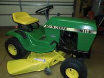 """John Deere Lawn Tractor 38"""", 11HP in Orland Park, Illinois"""