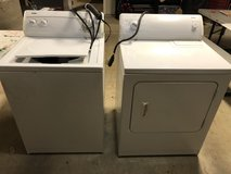 Fully functioning washer and dryer in Quantico, Virginia