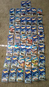 Hot wheels collectibles in Yucca Valley, California
