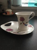 Leonardo Cup and Saucer in Lakenheath, UK
