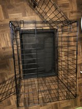 "2 door pup cage, 24"" in Pasadena, Texas"