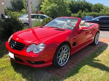 2003 Mercedes-Benz SL500 Roadster in Orland Park, Illinois