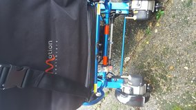 Electric wheelchair/power chair as new,  in and outdoors usr in Lakenheath, UK