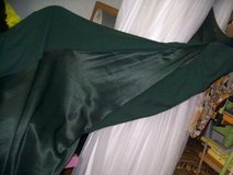 Maternity Evening Gowns-Long Velvet  evening gown w. Jacket in Ramstein, Germany