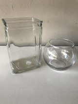 Small Flower Vases-Set of 2 in CyFair, Texas