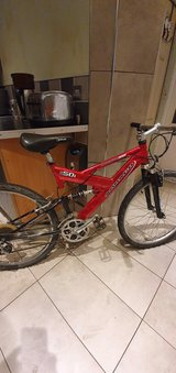 ammaco aluminium limited edition mountain bike in Lakenheath, UK