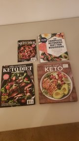 Keto diet cookbooks in Quantico, Virginia